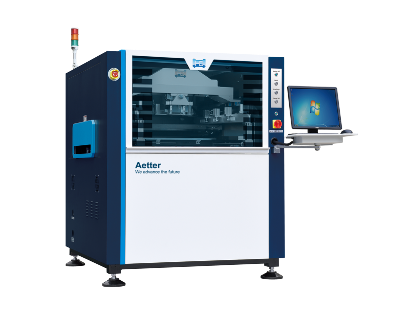 SMT Solder Paste Screen Printer Machine